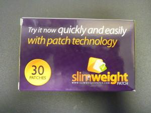Slim weight Patch Plus