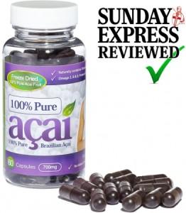 100% Pure Acai Berry