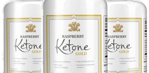 RASPBERRY Ketone GOLD