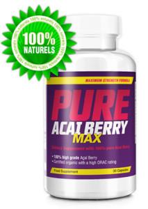 μπουκάλι pure acai berry max