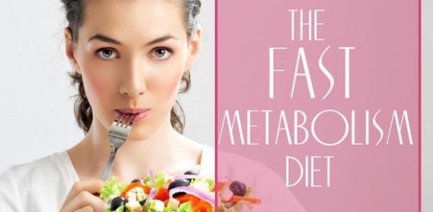 Ξεκίνα την δίαιτα ''του γρήγορου μεταβολισμού'' και δες στο κορμί σου … θαύματα !!!
