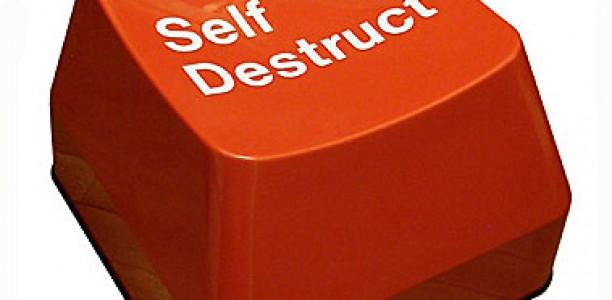 Μήπως σαμποτάρεις άθελά σου τον ίδιο σου τον εαυτό;; Εντόπισε τους τρόπους και βελτίωσε την ζωή σου … !!!
