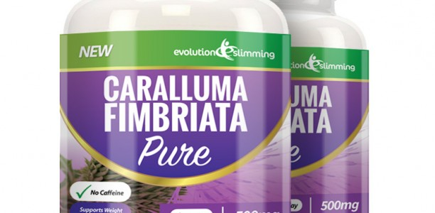 Caralluma Fimbriata Pure 500 mg (60 κάψουλες)