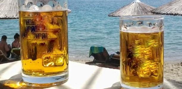 Καλοκαιράκι και μπύρα … στην υγειά μας !