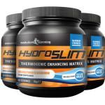 HydroSlim-Thermogenic-Enhancing-Matrix-116g-Triple-Pack-Evolution-Slimming