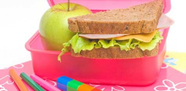Παιδιά & διατροφή : Κολατσιό για το σχολείο !