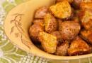 Αρχίστε να τρώτε τις πατατούλες σας … με τη φλούδα τους !