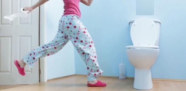 Μήπως ξυπνάτε πολύ συχνά τη νύχτα για να επισκεφτείτε την τουαλέτα ;