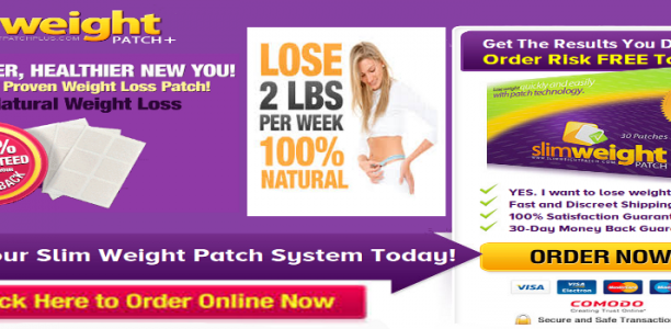 Slim Weight Patch Plus